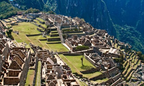 Best time of year to visit Machu Picchu