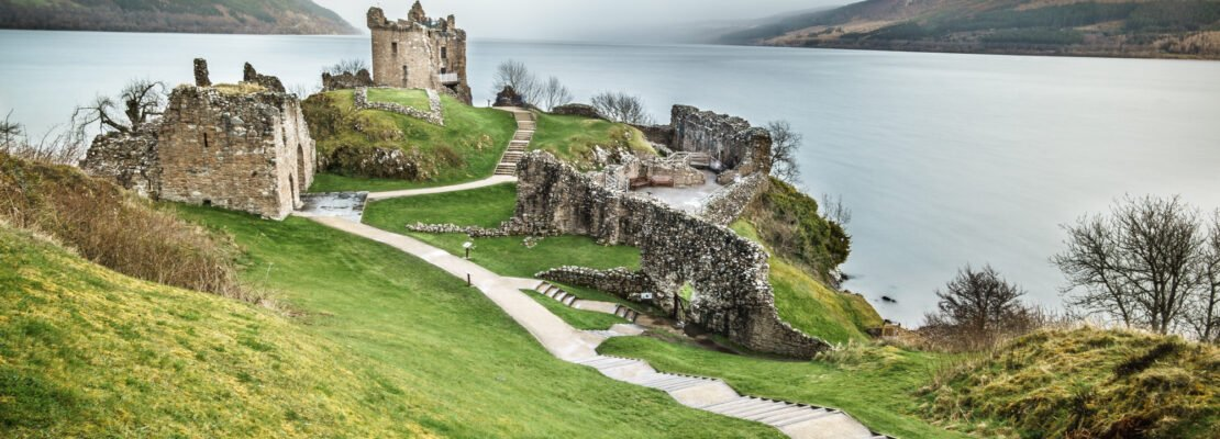 Visit Scotland and her magic greenlands