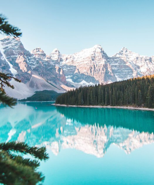 Best time of year to visit Banff