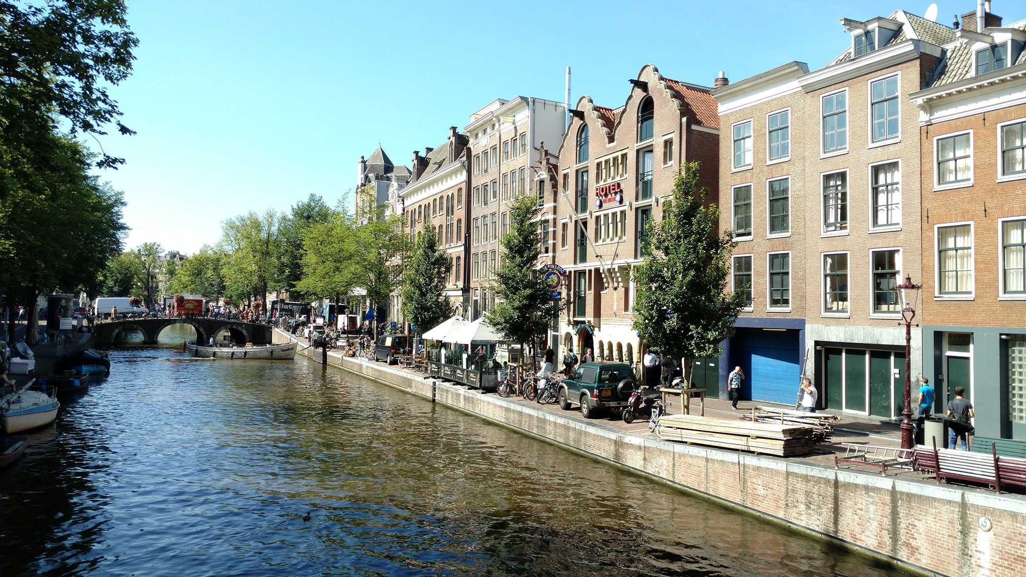 Best time of year to visit Amsterdam