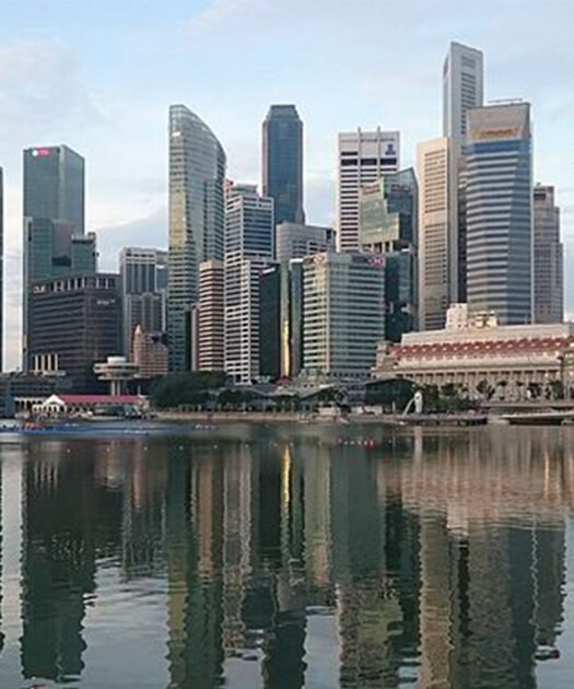 Best time of year to visit Singapore