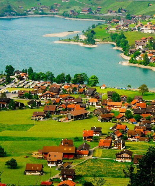 Best time of year to visit Switzerland