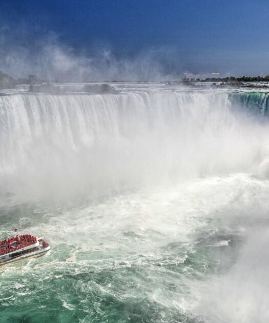 Best time of year to visit Niagara Falls