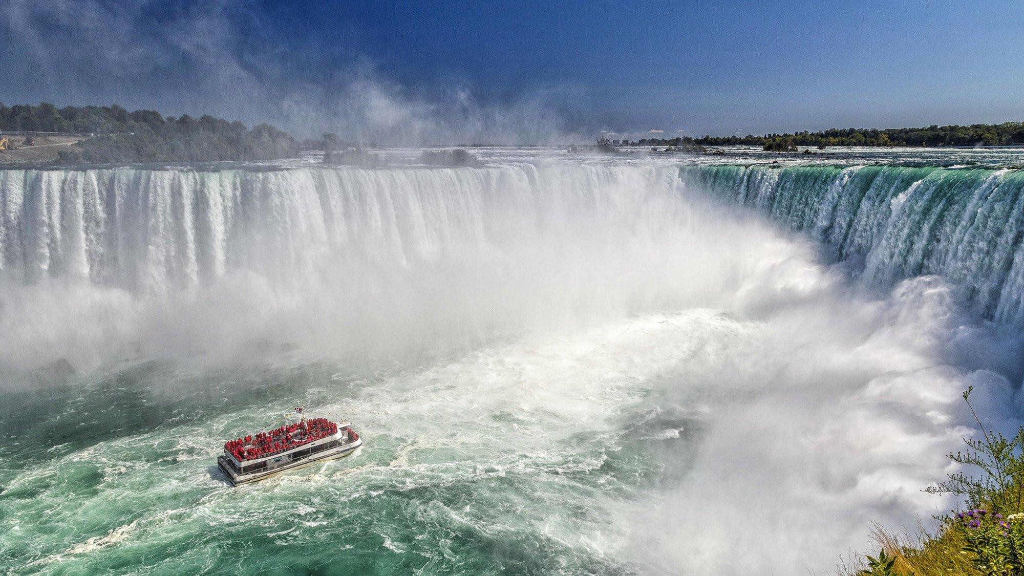 Best time of year to visit Niagara Falls