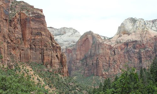 best time of year to visit zion national park