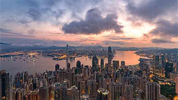 Melhor época do ano para visitar Hong Kong